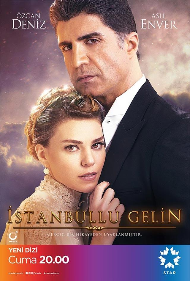 İstanbullu Gelin Afişi ve Posteri, Afişleri, Afiş Resimleri-1
