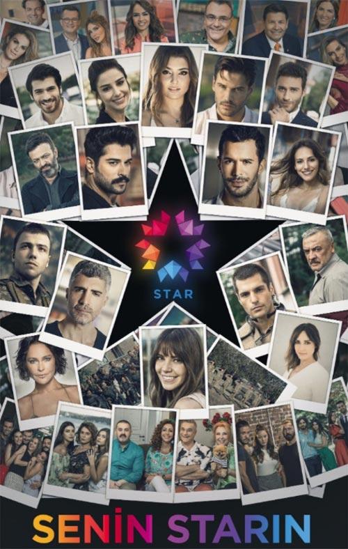 Star TV 2017-2018 Yeni Sezon Afişi, Afişleri, Afiş Resimleri-1
