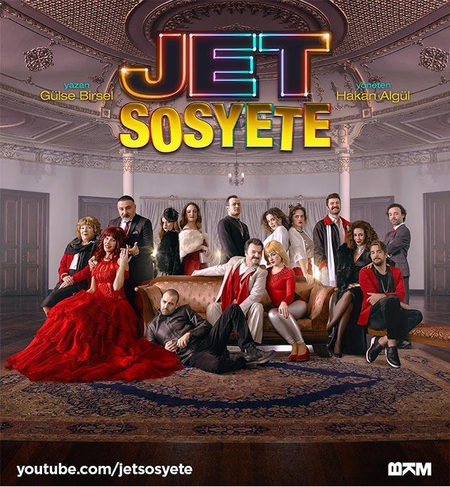 Jet Sosyete Afişi ve Posteri, Afişleri, Afiş Resimleri-1