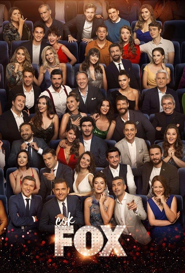 Fox TV 2018-2019 Yeni Sezon Afişi, Afişleri, Afiş Resimleri-1
