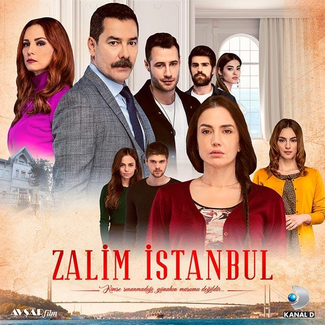 Zalim İstanbul Afişi ve Posteri, Afişleri, Afiş Resimleri-1