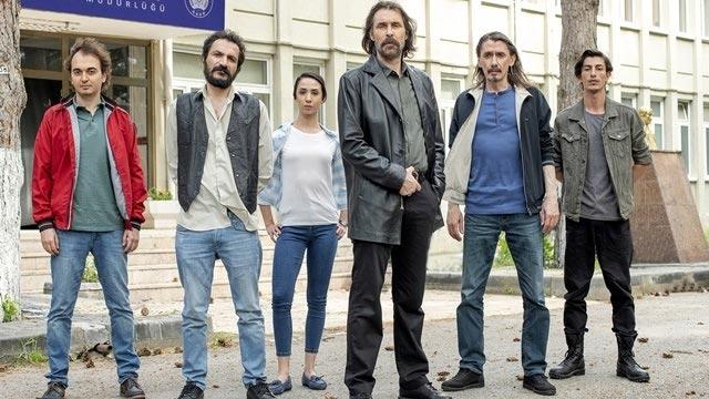 Behzat Ç. Bir Ankara Polisiyesi Oyuncuları