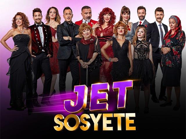 Jet Sosyete Oyuncuları