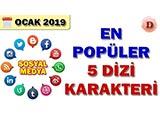 Sosyal Medya Popüler Karakterler